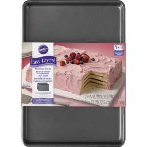 Square and Rectangular Cake Pans